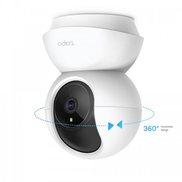 В Украине стартовали продажи Wi-Fi камер видеонаблюдения TP-Link Tapo