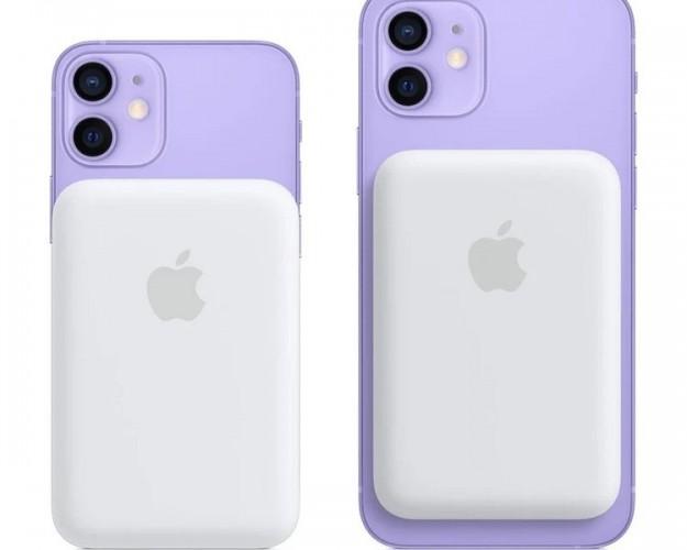 Apple выпустила 100-долларовый беспроводной павербанк для iPhone 12
