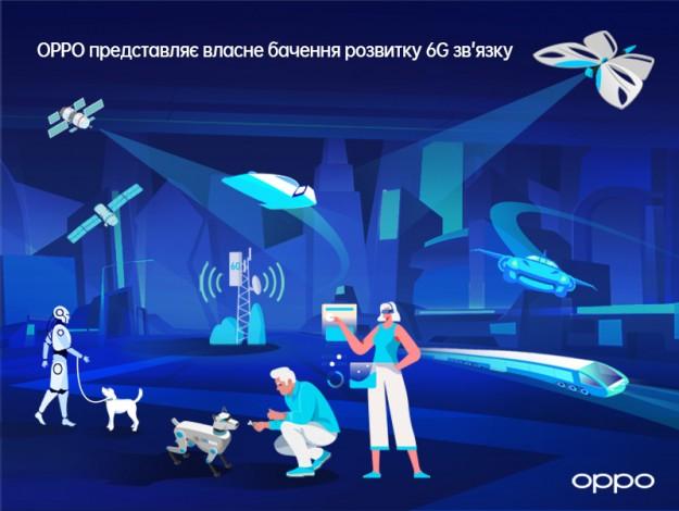 ОРРО представляет собственное видение развития 6G связи