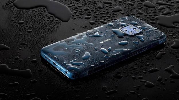 Защищенный смартфон Nokia XR20 оснащен камерой Zeiss и разъемом 3,5 мм: опубликовано официальное изображение