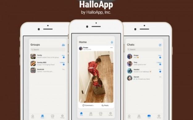 Бывшие сотрудники WhatsApp запустили свободную от рекламы социальную сеть HalloApp