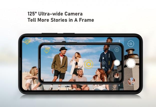 Blackview выпускает первый в мире флагманский игровой смартфон BL5000 в защищенном корпусе с 5G