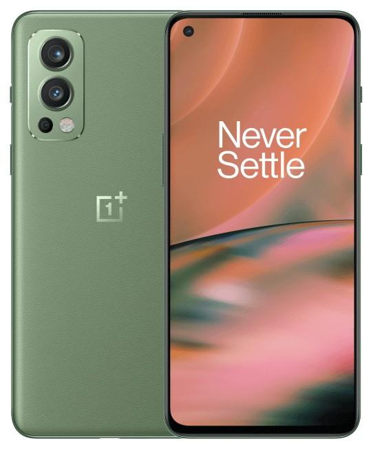 Кожаная лимитка OnePlus Nord 2 5G впервые на пресс-фото