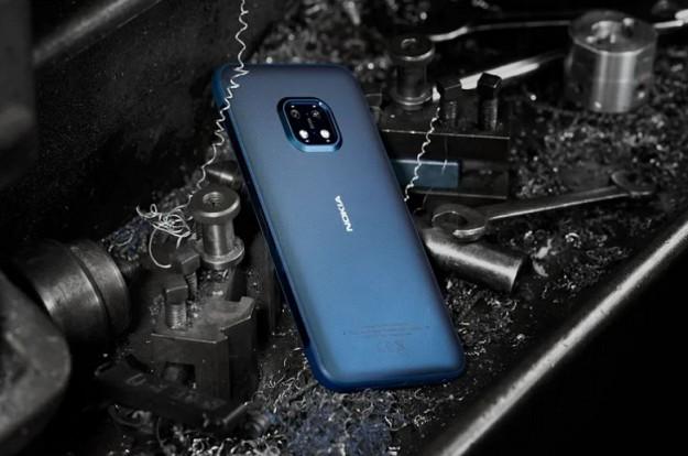 Представлен защищенный смартфон Nokia XR20