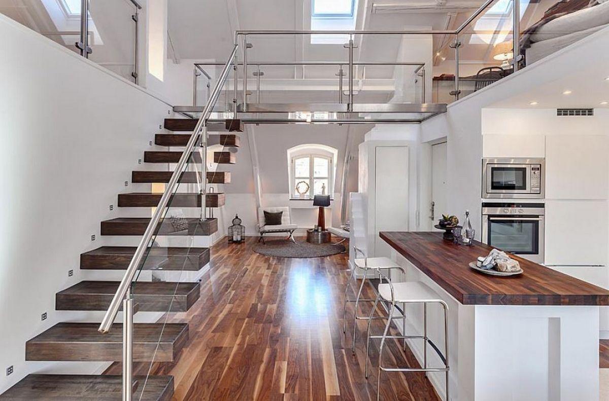 Достоинства и недостатки двухуровневых квартир