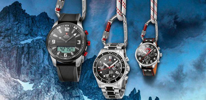 Швейцарские часы Swiss Military by Chrono: обзор популярных моделей