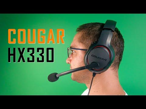 Получаем больше, чем платим! Видео обзор игровых наушников Cougar HX330