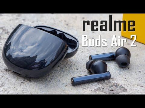 Видео обзор realme Buds Air 2 - TWS наушники с отличным звуком, шумоподавлением
