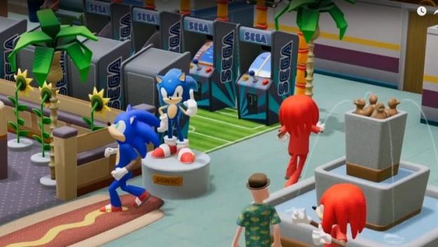 В комедийный симулятор больницы Two Point Hospital добавили Соника и его друзей