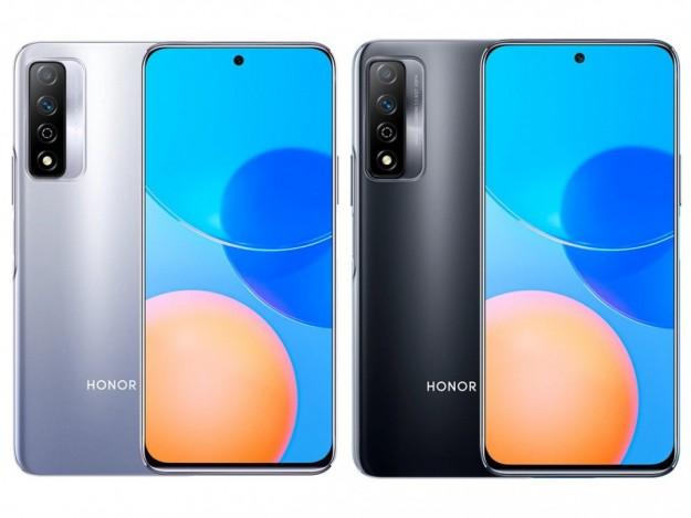 Стартовали продажи новенького Honor Play5T Pro в Китае