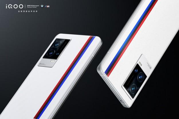 Официальный рендер и цена мощнейшего iQOO 8 Pro до анонса