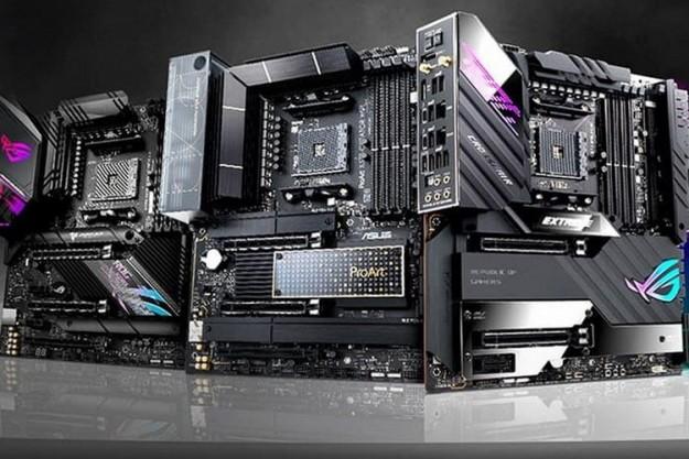 ASUS представила платы серий ROG Strix, TUF Gaming и ProArt с пассивным охлаждением чипсета AMD X570