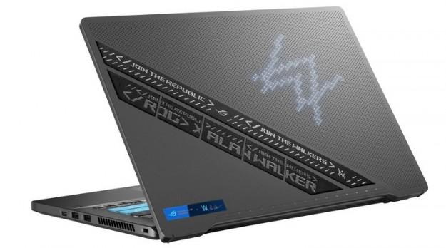 Представлен ноутбук ROG Zephyrus G14 Alan Walker Special Edition - объединяет технологии и музыку
