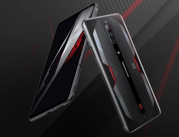 Игровой смартфон Nubia Red Magic 6S отметился на сайте регулятора с зарядкой на 120 Вт