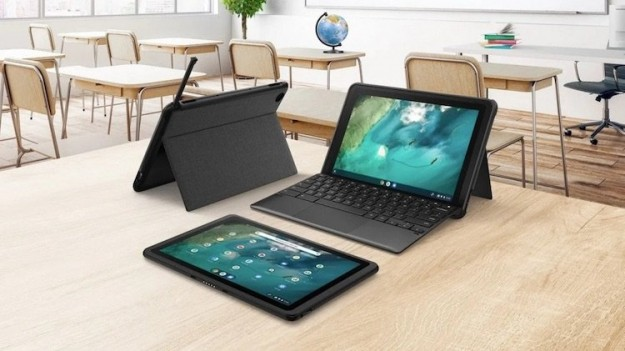 ASUS представила гибридный планшет Chromebook Detachable CZ1