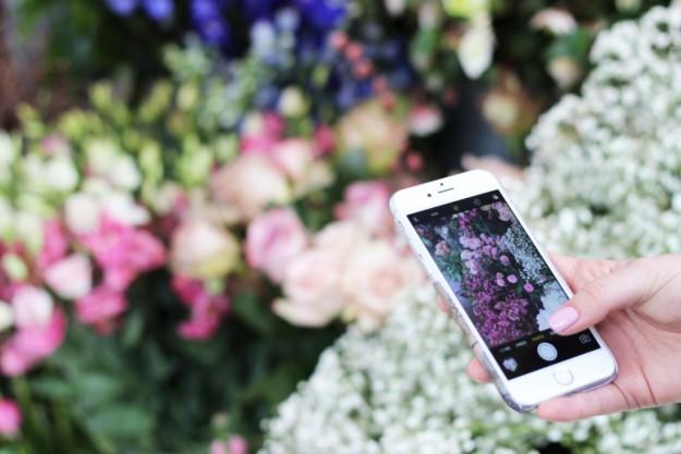 SMARTlife: Цветы с курьером - мобильно, быстро, удобно