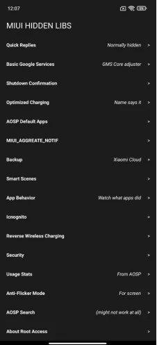 Новое приложение разблокирует все функции MIUI и даже удаленные