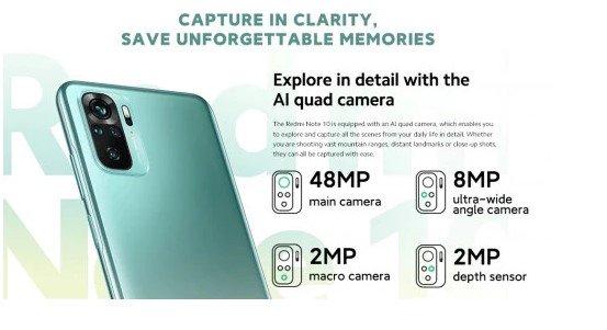 Xiaomi Redmi 10 против Redmi Note 10: главные отличия двух смартфонов среднего класса