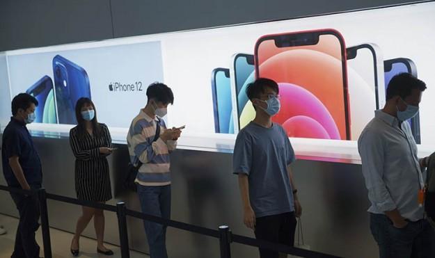 Для сборки iPhone 13 компания Foxconn наймёт 200 тысяч дополнительных работников