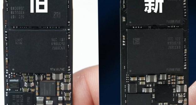 В накопителе Samsung 970 EVO Plus незаметно сменился контроллер, но хуже не стало