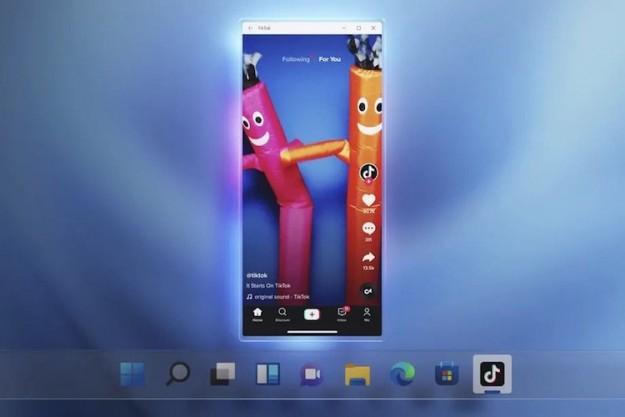 Windows 11 не будет поддерживать Android-приложения на момент запуска