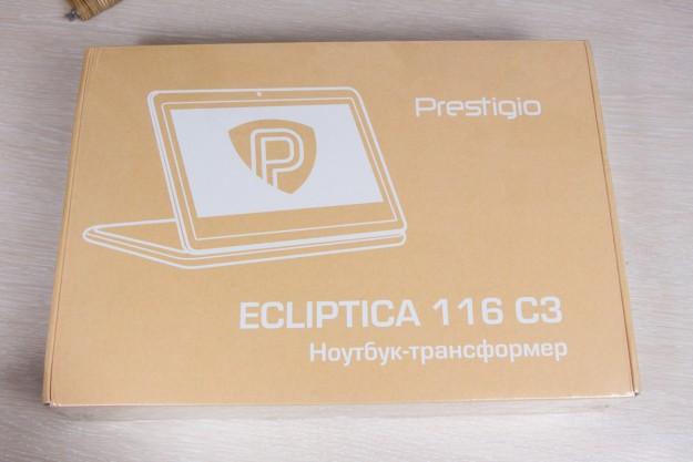 Обзор Prestigio Ecliptica 116 C3: первые впечатления, комплектация и цена