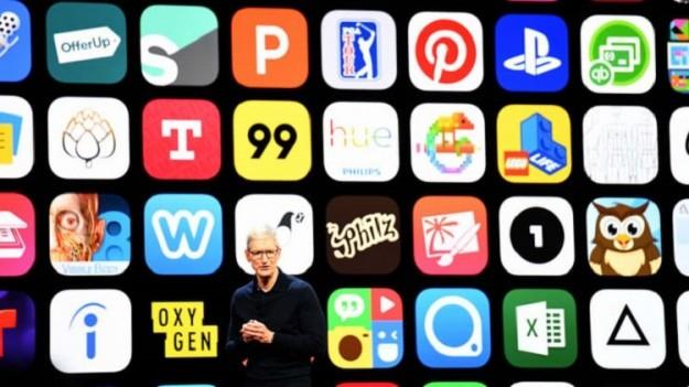 Apple позволит платить в приложениях без комиссии App Store