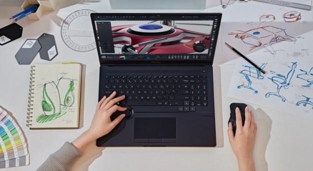 ASUS представила профессиональные ноутбуки ProArt Studiobook 16 OLED с качественными экранами и мощной начинкой