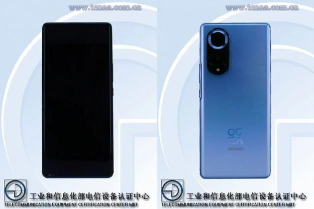 Новая серия смартфонов Huawei Nova 9 выходит 29 сентября: первые изображения и характеристики
