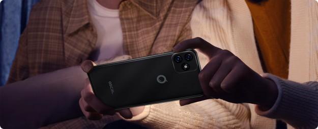 Представлен 50-долларовый смартфон с 6-дюймовым экраном и Android 11 Go