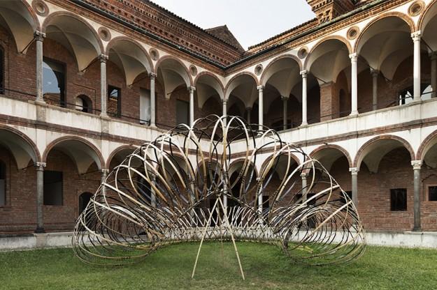 OPPO и японский архитектор Кенго Кума создали инсталляцию для Миланской недели дизайна — 2021