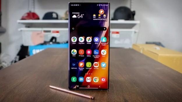 Samsung продолжает хоронить серию Galaxy Note