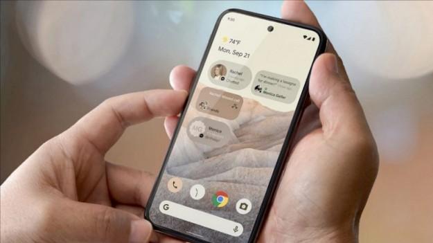 Вышла предрелизная версия Android 12