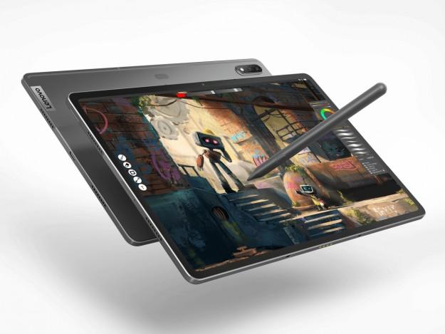 Lenovo представила планшеты с поддержкой 5G премиум-класса для гибридной работы