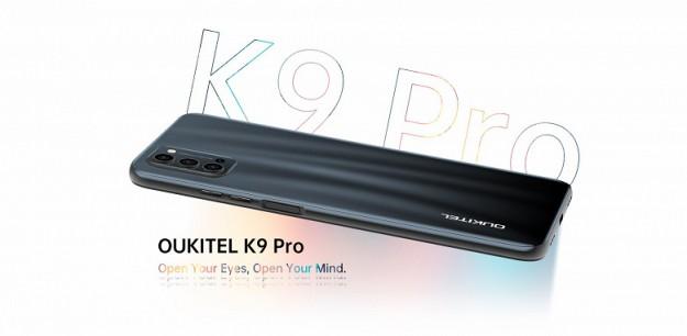 Представлен Oukitel K9 Pro