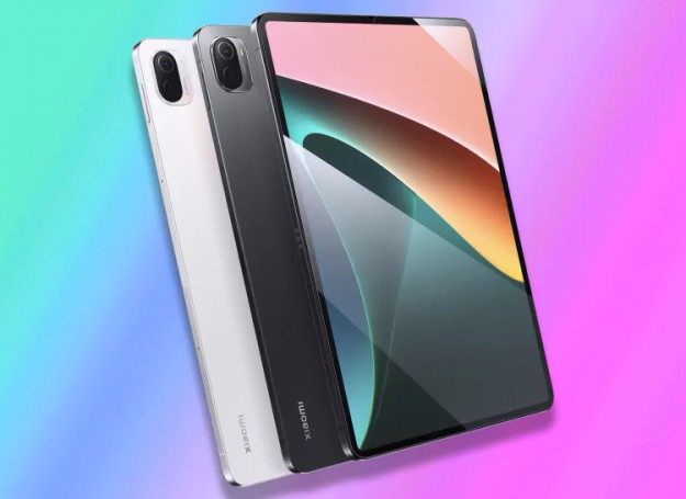 Xiaomi представила 11-дюймовый планшет Pad 5 с процессором Snapdragon 860