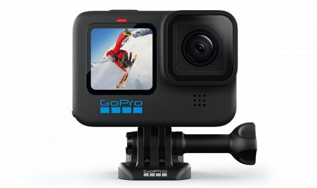Новое поколение экшн-камер: представлена флагманская GoPro Hero 10 Black
