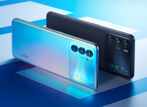 Мощный смартфон Oppo K9 Pro 5G полностью рассекречен незадолго до анонса