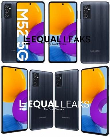 Названы все характеристики и стоимость Galaxy M52 5G