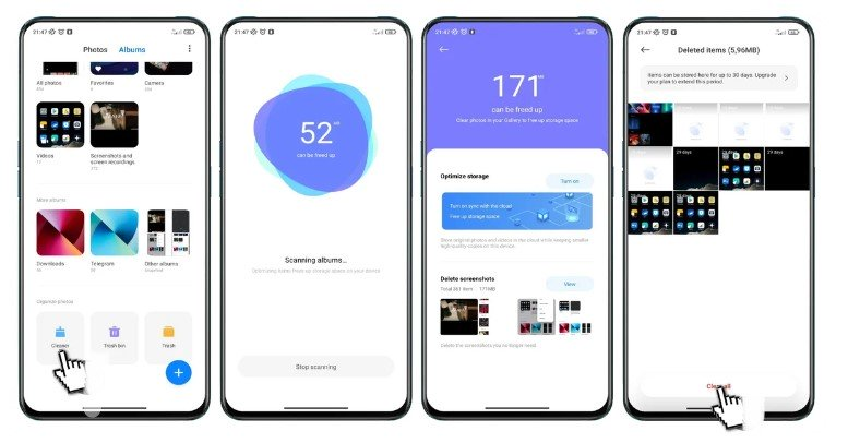 Галерея Xiaomi получает масштабное обновление