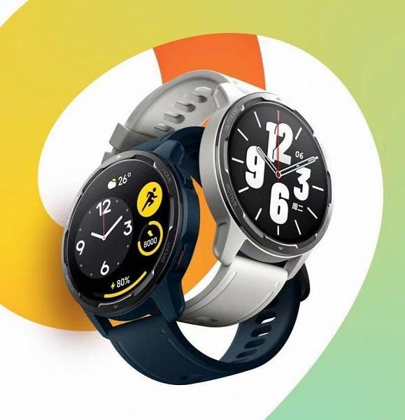 Анонсированы умные часы Xiaomi Watch Color 2 с круглым экраном