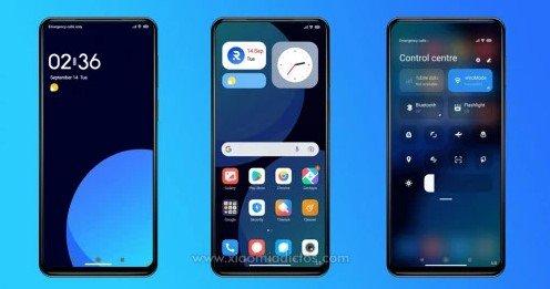 5 новых тем для MIUI 12 которые приятно удивят каждого владельца смартфона Xiaomi