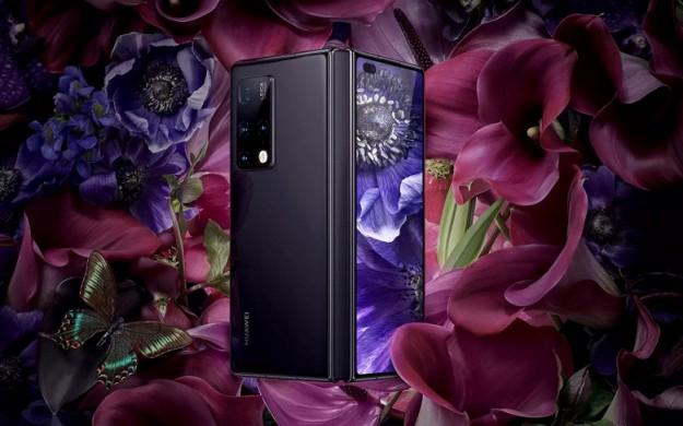 Раскладушка Huawei Mate V в стиле Moto Razr и Galaxy Z Flip выйдет в этом году