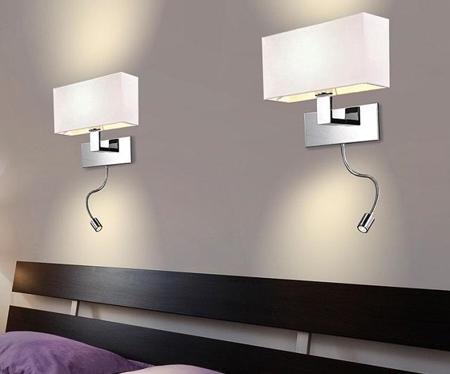 Большой выбор красивых и качественных светильников бра