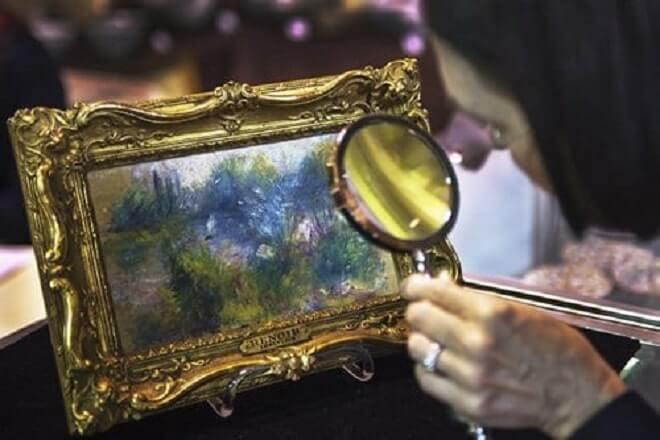 Оценка, скупка и продажа антикварных предметов искусства