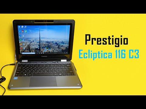 Prestigio Ecliptica 116 C3 - самый детальный ВИДЕО обзор!