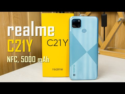 Видео обзор realme C21Y - таким должен быть бюджетный смартфон в 2021 году!